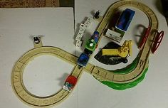 Leap Frog Phonics Railroad Alphabet Train And Tracks, COMPLETE Working Set-RARE!