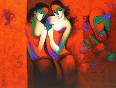 Arvind Kolapkar y su idílico mundo de la alegría