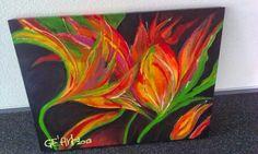 Flowers by GE'art