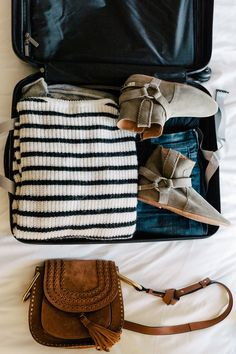 travel essentials: tips for packing carry-on only