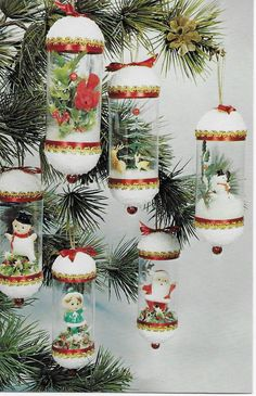 How To Reuse Plastic Bottles. Recycling And Decoration Crafts See How To Reuse Plastic Bottles. Recycling And Decoration Crafts Buzztmz Artesanato - Diy Crafts Christmas Crafts To Sell, Christmas Ornament Crafts, Diy Christmas Ornaments, Christmas Projects, Simple Christmas, Handmade Christmas, Holiday Crafts, Beautiful Christmas Decorations, Xmas Decorations