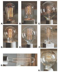 <p>Roost utilizes the same technique and materials as Edison himself to create these vintage-style filament light bulbs. Ideal for an...