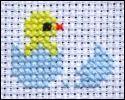 free chick pattern