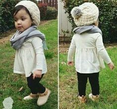 Kid's winter fashion