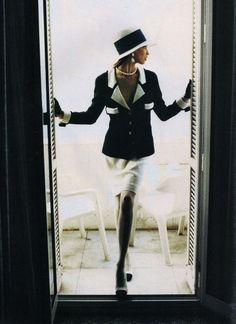 Vogue, February 1989
