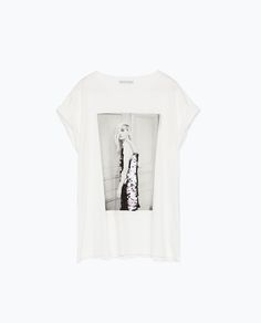 Image 7 of T-SHIRT WITH PHOTO PRINT from Zara