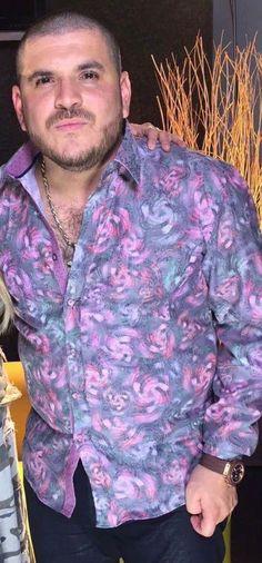 Camisas Alfredo Rios El Komander -- Garciamoda.com