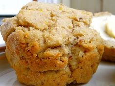 Sweet Coconut Biscuits (Gluten-Free, Vegan, Sugar-Free) - lots's of great gluten-free recipes from @Iris Higgins on her blog, The Daily Dietribe