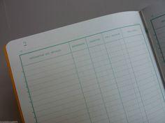 1 / EXACOMPTA -Livre d'inventaire.Piqûre n°7400 A la Française.32 x 19,5. | PME, artisans, agriculteurs, Imprimerie, infographie | eBay!