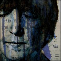 John Lennon  Painting - I Read The News Today Oh Boy  by Paul Lovering