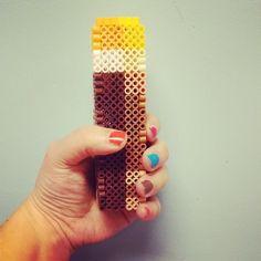Minecraft project perler beads by sjane4prez