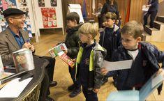 Visit From Celebrated Children's Author Headlines Best Book Week Yet Book Week, Elementary Schools, Switzerland, Author, American, Books, Livros, Libros, Primary School