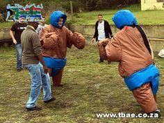 Sumo Wrestling Team...