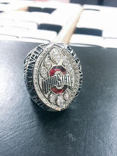 Ohio State Championship ring for 2015 National Championship #8