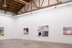"""Moto Okawa of ArtILikeLA reviews Lisa Adams' """"America The Beautiful"""" at CB1 Gallery."""