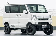 」 Suzuki Every, Cool Vans, Mini Trucks, Automotive Design, Van Life, Cars And Motorcycles, Transportation, Honda, Automobile