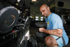 Dr. Hooman Melamed's tips for avoiding workout injuries