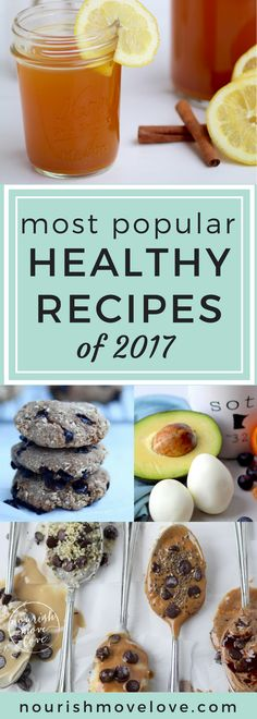 the best workouts and healthy recipes of the year -- designed to build muscle and burn fat, these exercise programs and healthy recipes were the most popular | www.nourishmovelove.com