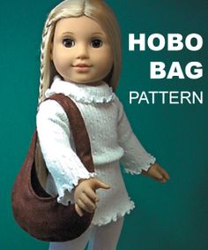 Hobo Bag Pattern and Instructions