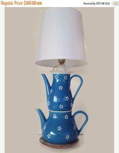 REDUCE PRICE Valentine Gift . Original Blue  by DouceBoutique