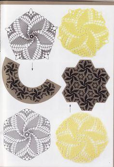 Crochet pattern Collection - Renee - Lei Yu Xuan