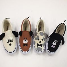 puppy shoes!