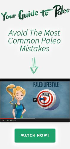Your Guide to Paleo, recipes for beginners