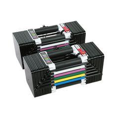 PowerBlock Elite 70 Ajustable Dumbbell Set - Gtech Fitness