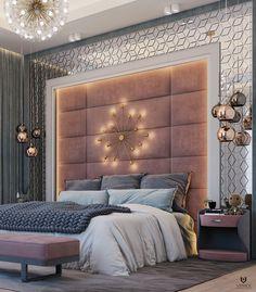 Modern Luxury Bedroom, Luxury Bedroom Design, Master Bedroom Interior, Bedroom Closet Design, Luxurious Bedrooms, Living Room Sofa Design, Bedroom Furniture Design, Home Room Design, Living Room Designs