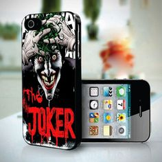 10506 The Joker - iPhone 5 Case | toko6 - Accessories on ArtFire