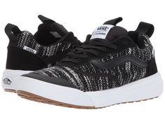 74524404a69803 Vans UltraRange Women s Skate Shoes Cardi Knit Black Skate Shoes