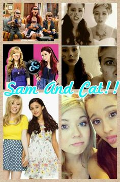 Sam and Cat; FREAKING HILARIOUS lolz . i love the show sam and cat because , its a girly show and they babysit kids.