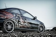 This is Astra Coupe!!!