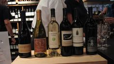 Some of the wines tasted at The Wine Cellar's tasting on 6/7/12    http://www.thewinecellarboyntonbeach.com/