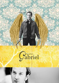 gabriel-rising:  I've been riding the pine a long time, but I'm in the game now. And I'm not on your side or Michael's, I'm on theirs. ❉Chr...