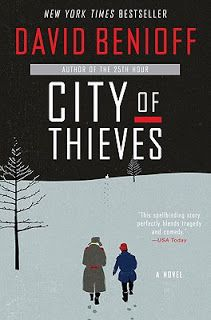 The Relentless Reader: City of Thieves