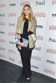 Elizabeth Olsen at event of Silent House