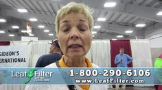 Sue from #Columbus, Ohio says that #LeafFilter was the only gutter guard that works for her home. She couldn't be happier with her decision to have Leaf Filter #Gutter Protection installed on her #home.