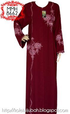 Koleksi Jubah Wanita Abaya Mmh 8732
