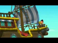 براعم : جيك وقراصنة أرض الأحلام السمكة الذهبية