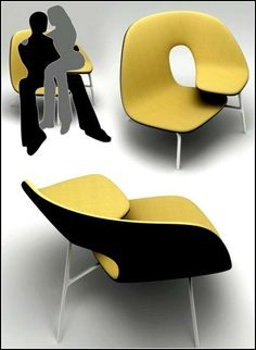 Couple chair #design #couple #chair