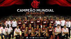 FLAMENGO CAMPEÃO MUNDIA DE BASQUETE 2014
