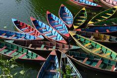 Pokhara die zweitgrößte Stadt Nepals   W.E.G.