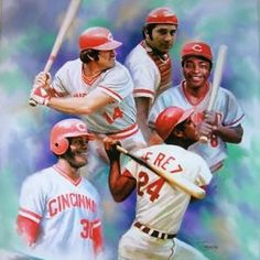 The Big Red Machine - 1975