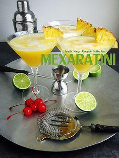 Paul's Mexaratini- Bal Sinfully Good Drizzles  #Martini