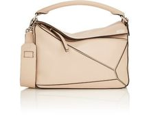 LOEWE Puzzle Medium Shoulder Bag. #loewe #bags #shoulder bags #hand bags #leather #