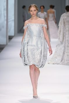 RALPH & RUSSO SPRING / SUMMER COUTURE COLLECTION 2015 #EZONEFASHION