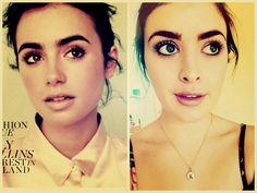 Lily Collins Inspired Makeup | HelloKatyxo