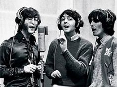 beatles studio playing - Google Search