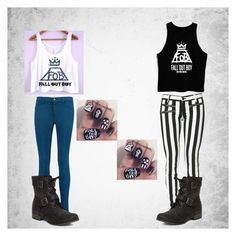 """""""i was tagged by @lazycookies, i tag @hannadelreyy to create an outfit for going to a concert with a best friend"""" by tmntloverxd ❤ liked on Polyvore"""